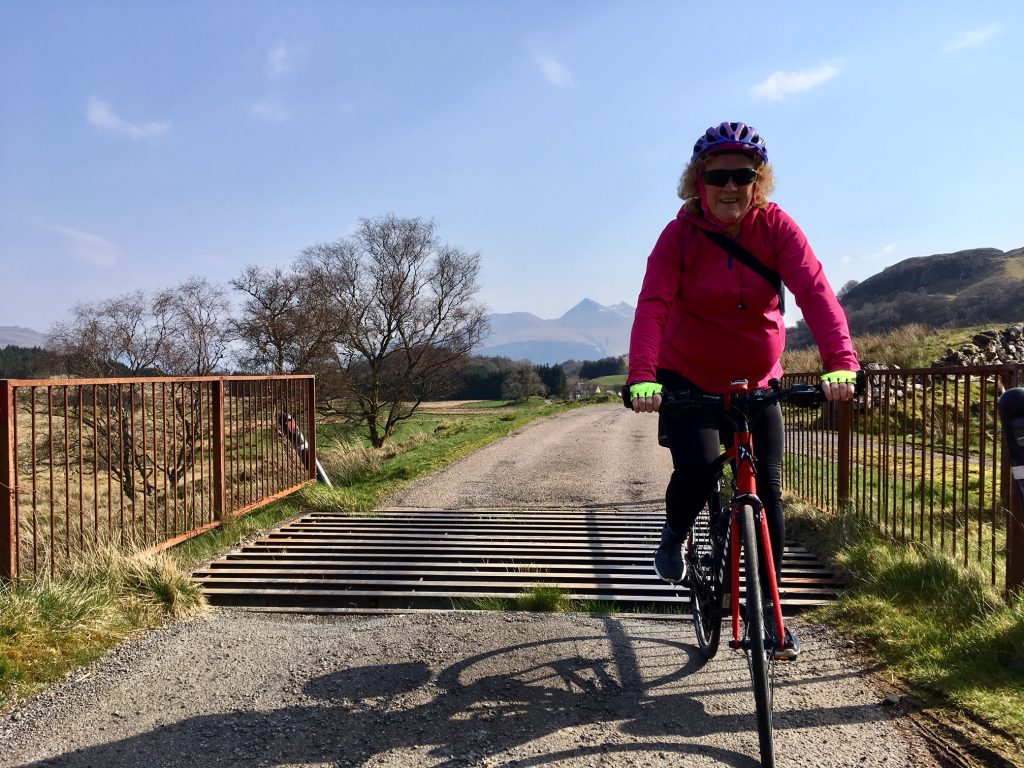 Midlothian (and elsewhere) on Two Wheels